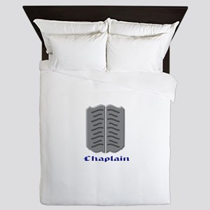 Chaplain Queen Duvet