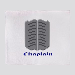 Chaplain Throw Blanket