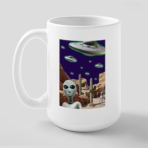 AREA 51 Large Mug