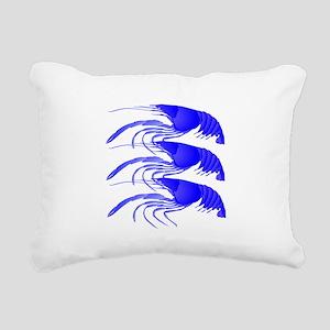 SHRIMP Rectangular Canvas Pillow