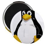 "Tux the Penguin 2.25"" Magnet (10 pack)"