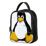 Tux the Penguin Neoprene Lunch Bag