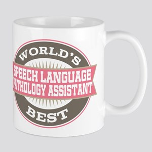 speech language pathology assistant Mug