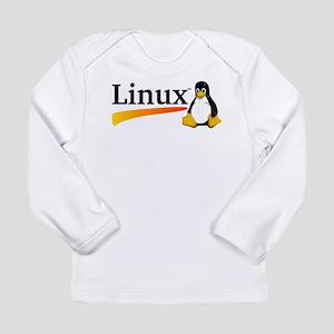 Linux Logo Long Sleeve Infant T-Shirt