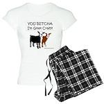 Yes, I'm Goat Crazy! Pajamas