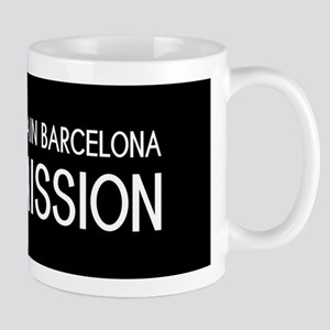 Spain, Barcelona Mission (Moroni) Mugs