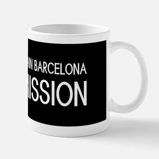 Spain, Barcelona Mission (Moroni) Mugs
