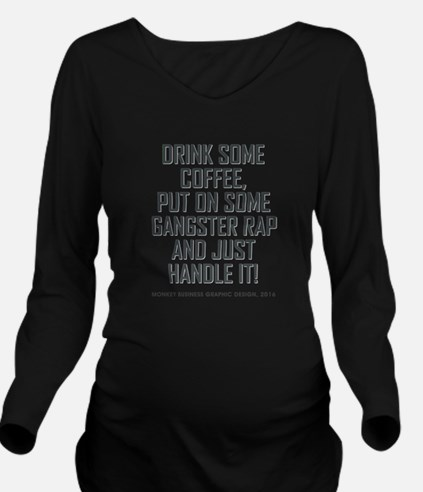 DRINK SOME COFFEE... T-Shirt