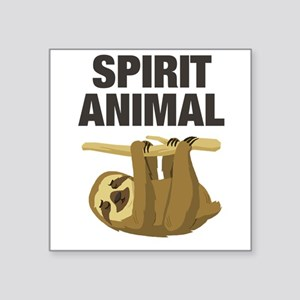 Sloth is my Spirit Animal Sticker
