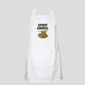 Sloth is my Spirit Animal Apron