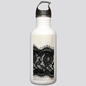 great gatsby black lac Stainless Water Bottle 1.0L