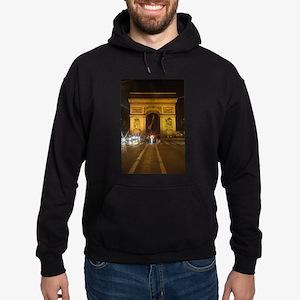 Arched Gateway Paris France Sweatshirt