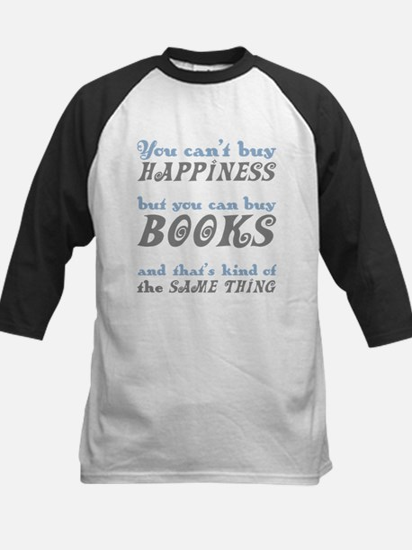 Buy Books Happiness Baseball Jersey