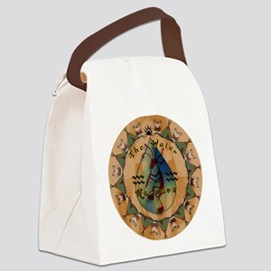 The Water Keepers Canvas Lunch Bag