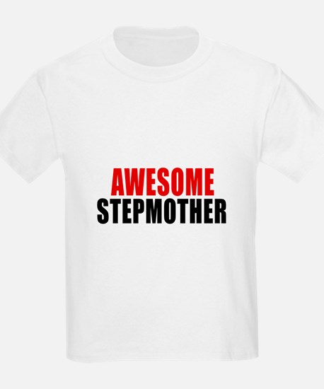 Awesome Stepmother T-Shirt