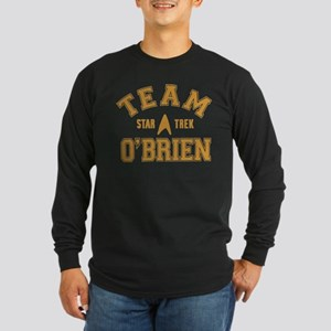 star-trek_team-obrien Long Sleeve T-Shirt