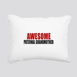 Awesome Paternal grandmo Rectangular Canvas Pillow