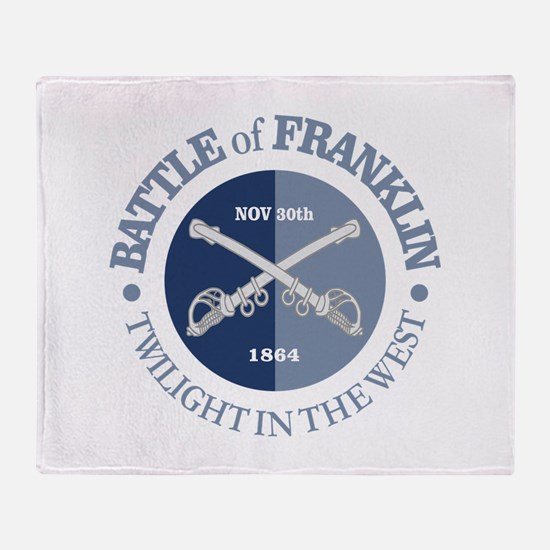 Franklin (GB) Throw Blanket
