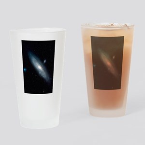 Andromeda Galaxy Drinking Glass