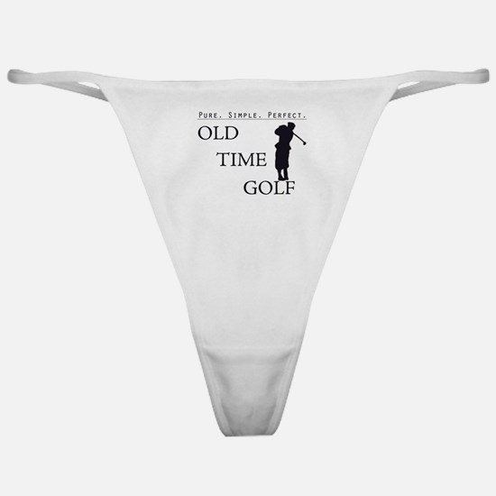 Old Time Golf Classic Thong