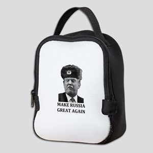 Make Russia Great Again Neoprene Lunch Bag