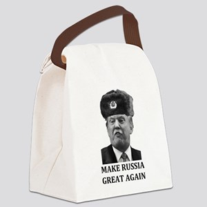 Make Russia Great Again Canvas Lunch Bag
