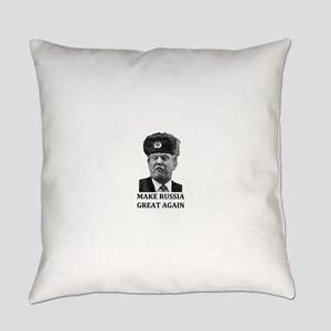 Make Russia Great Again Everyday Pillow