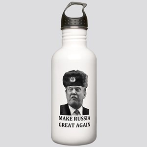 Make Russia Great Agai Stainless Water Bottle 1.0L