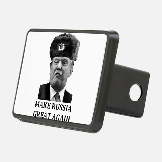 Make Russia Great Again Hitch Cover