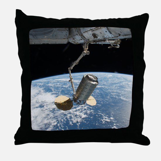 Unique Spacecraft Throw Pillow