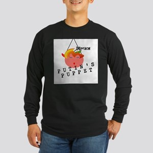 Impeach Putins Puppet Long Sleeve T-Shirt