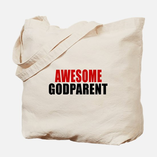 Awesome Godparent Tote Bag