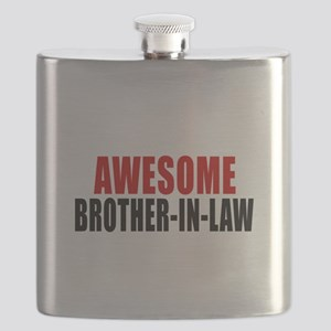 Awesome Brother-in-law Flask