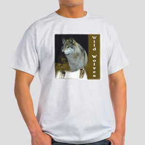 Wild Wolves Light T-Shirt