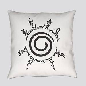 Naruto Shippuden - Nine Tails Seal Everyday Pillow