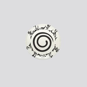 Naruto Shippuden - Nine Tails Seal Mini Button