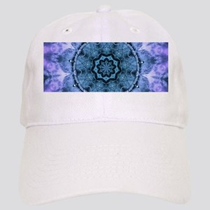 Gothic Fantasy Mandala Cap