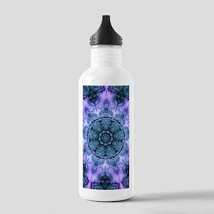 Gothic Fantasy Mandala Stainless Water Bottle 1.0L