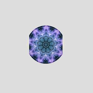 Gothic Fantasy Mandala Mini Button