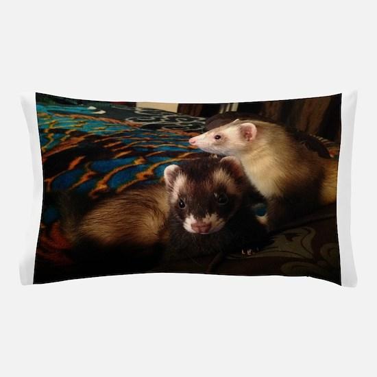Adorable Ferrets Pillow Case