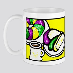 King Cake Mug