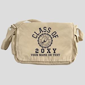 Class of 20?? Track Messenger Bag