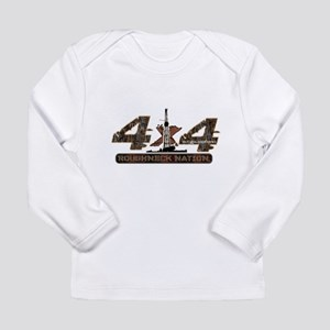 4x4 Rig Up Camo Long Sleeve T-Shirt