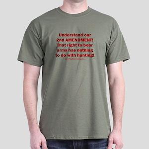 2nd Amendment Dark T-Shirt