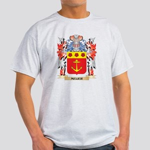 02c8d7eaa21 Meijer Coat of Arms - Family Crest T-Shirt
