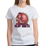 Bad Girls Play Darts Women's T-Shirt