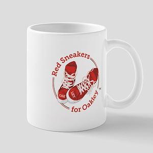 Red Sneakers For Oakley Mug Mugs