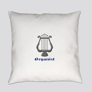 Organist Everyday Pillow