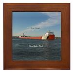 Roger Blough Framed Tile