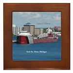 Cason J. Callaway Soo Framed Tile